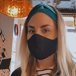 Accessories - 100% organic cotton face mask